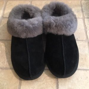 Brand new UGG Moraene Black slippers